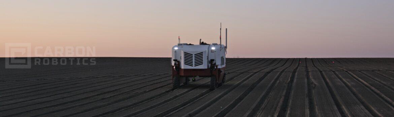 Carbon robotics autonomous weeder agriculture